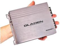 Gladen RC Line erősítő